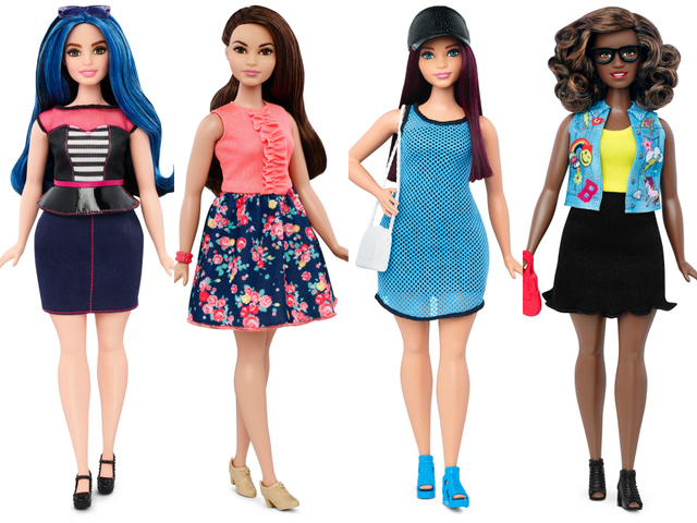 Fashion Alert: New Barbies
