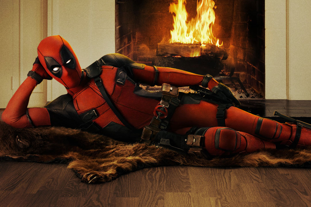 Fashion Alert: Deadpool Movie