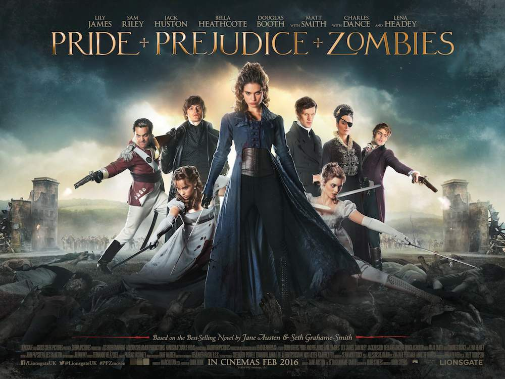 Fashion Alert: Pride and Prejudice and Zombies Collection at Hot Topic