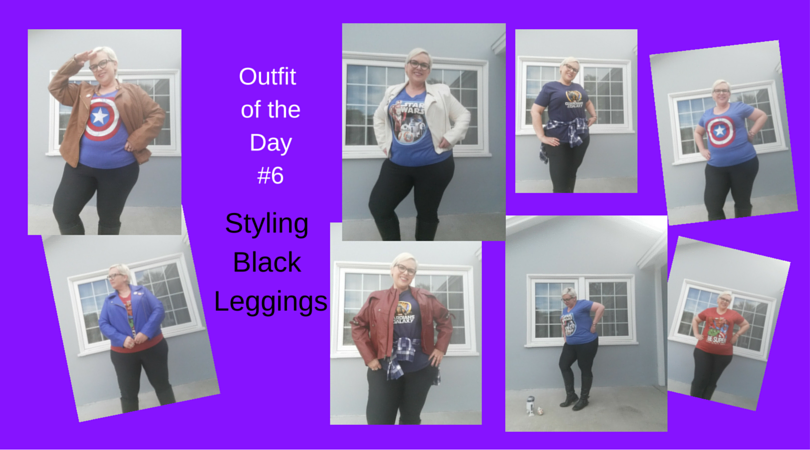 Outfit of the Day #6- These leggings and I are having a moment…