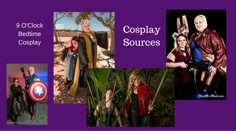 Con Prep: Cosplay Sources