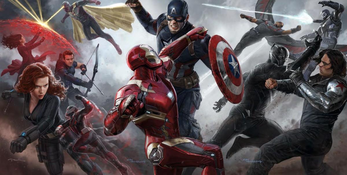 Prepare for War! San Diego Comic-Con 2 MonthChecklist