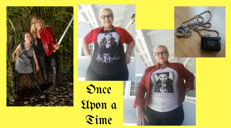Outfit of the Day #14: Once Upon a Time