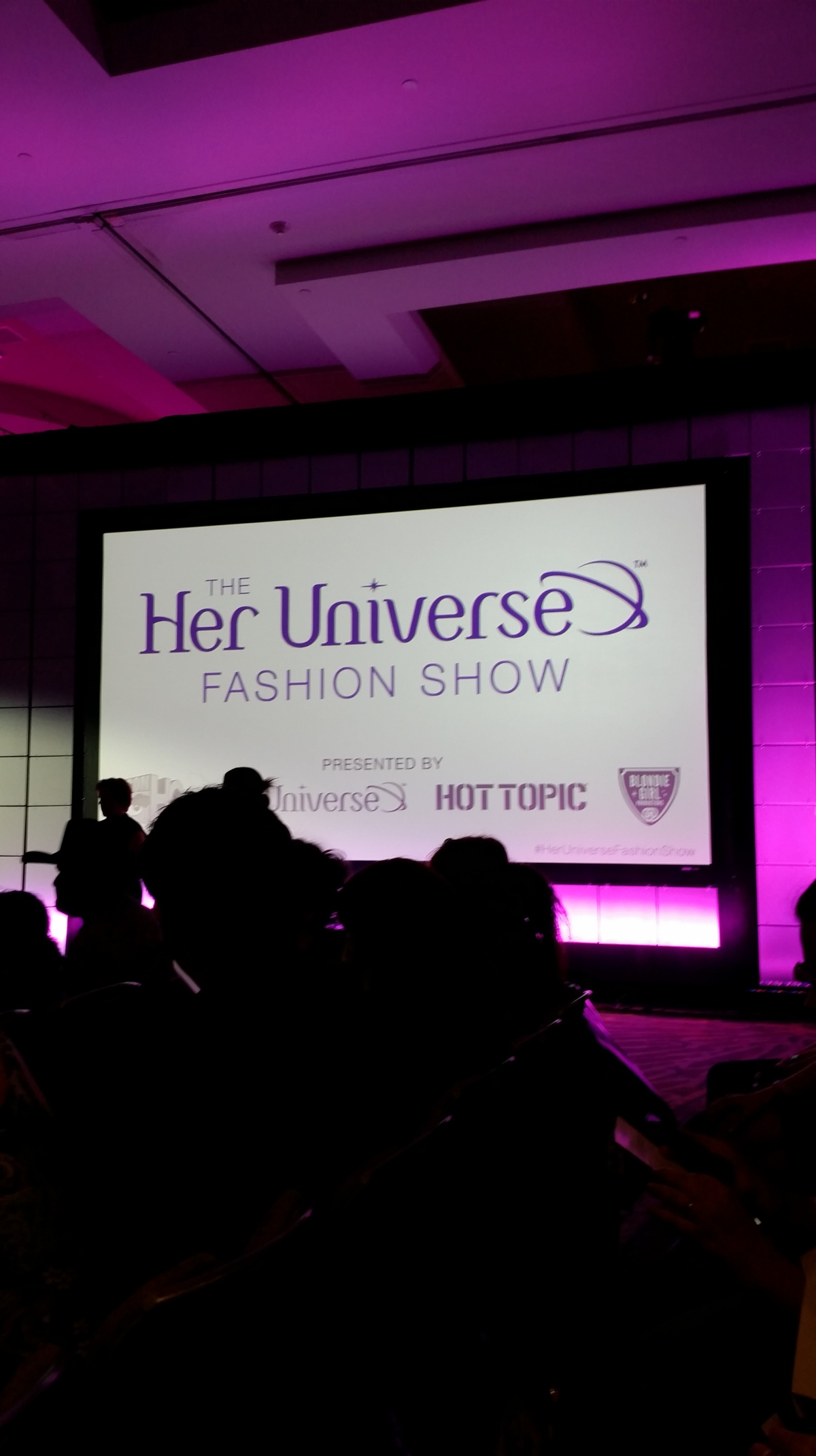SDCC Recap: The Her Universe Fashion Show