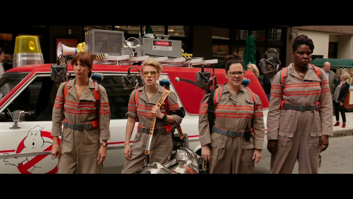 Outfit of the Day: Ghostbuster Fashion