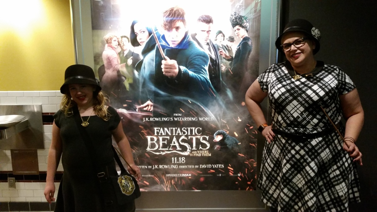 Fantastic Beasts (and Where to Find Them…)