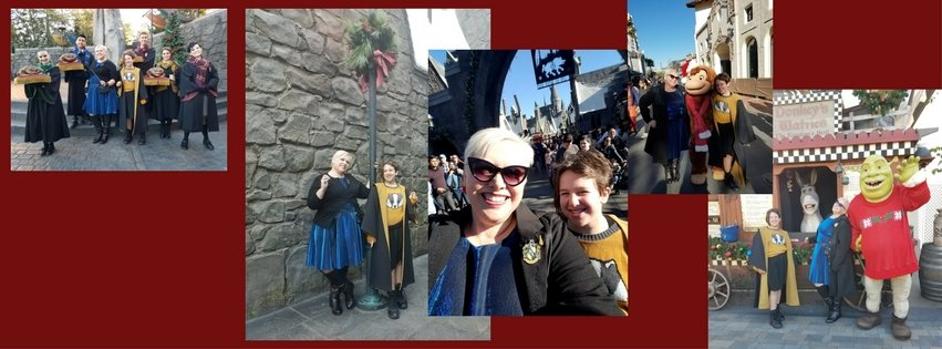 Christmas at Hogsmeade