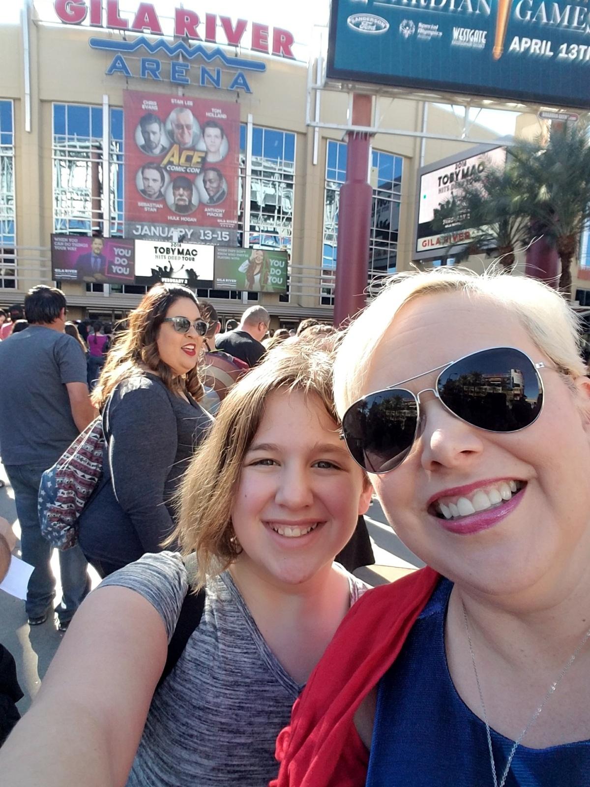ACE Comic Con-Phoenix