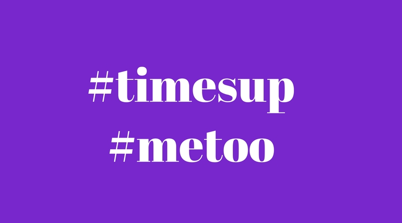 The #metoo and #timesup Movements Have Come to the NerdCommunity