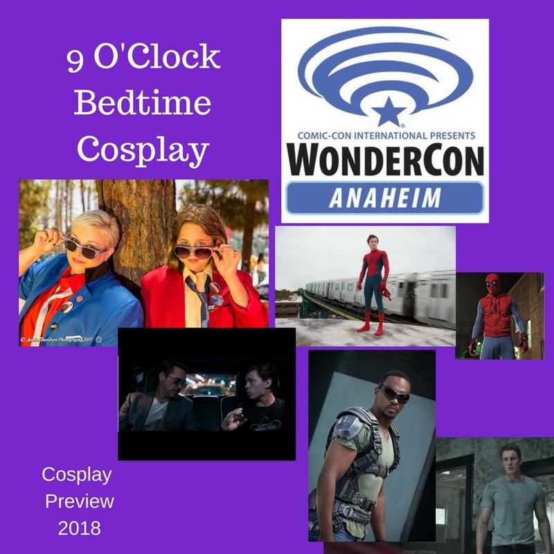 9 O'Clock Bedtime Cosplay (3)