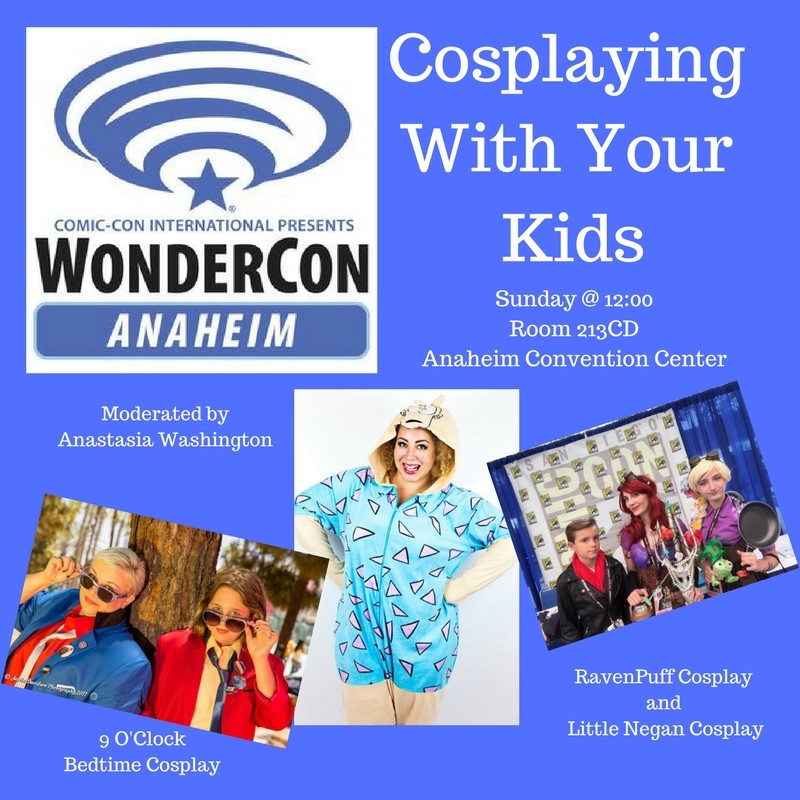 WonderCon Panel Invite: Please Join Us!