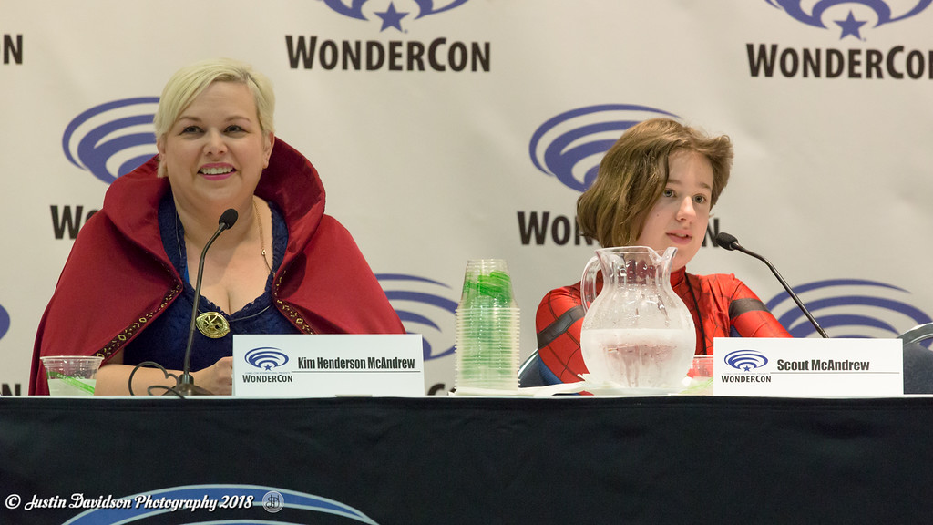 WonderCon Recap: Cosplaying With Your Kids Panel