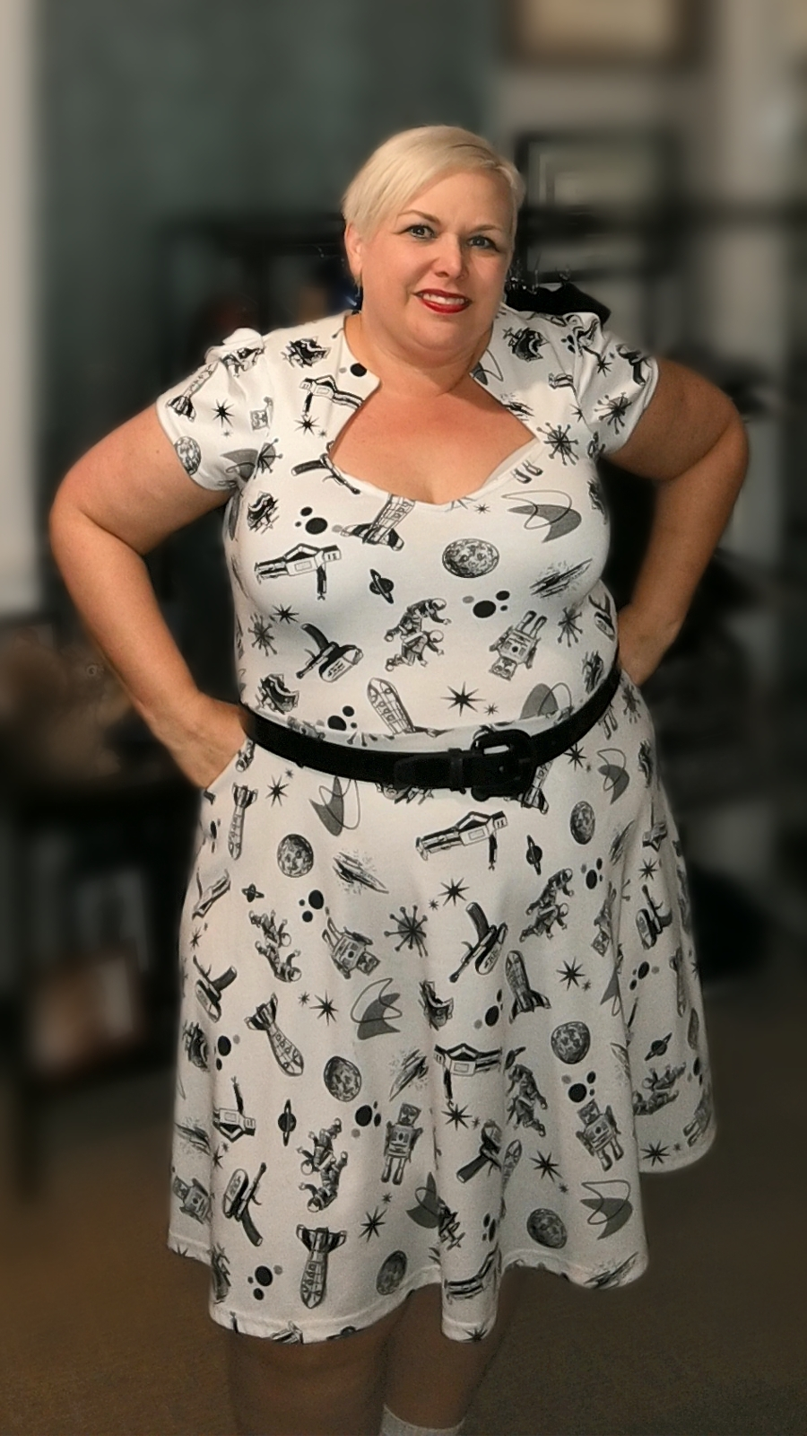Outfit of the Day: 50s Dress bySteady