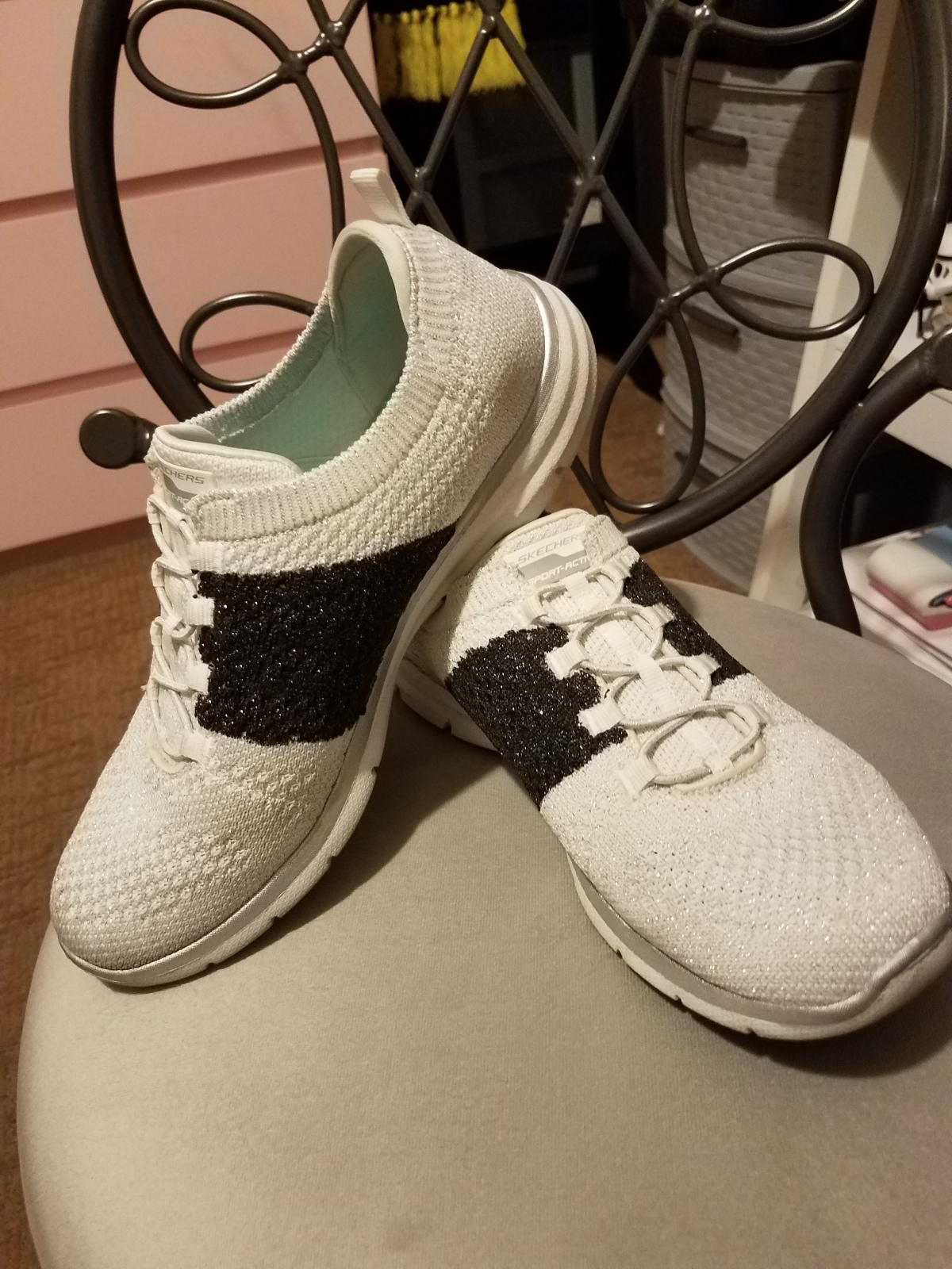 DIY Saddle Shoes