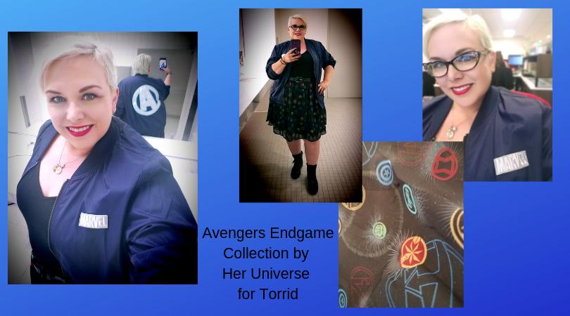 Fashion Alert: Avengers Endgame Collection atTorrid