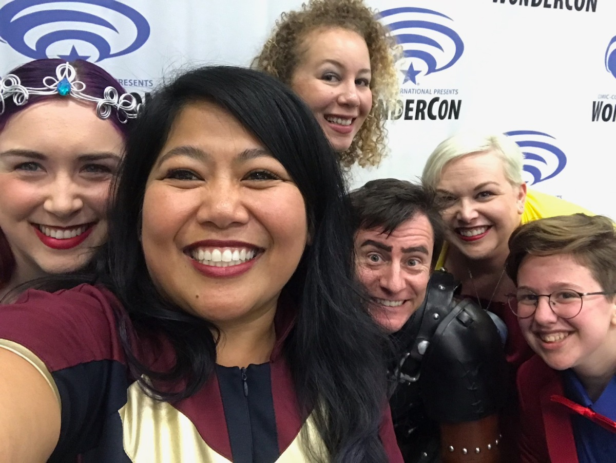 WonderCon Recap: In Plain Sight Panel