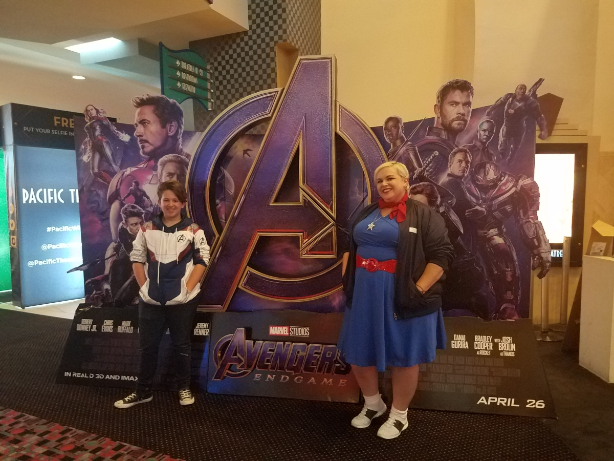 "We Saw ""Avengers Endgame""!!!"