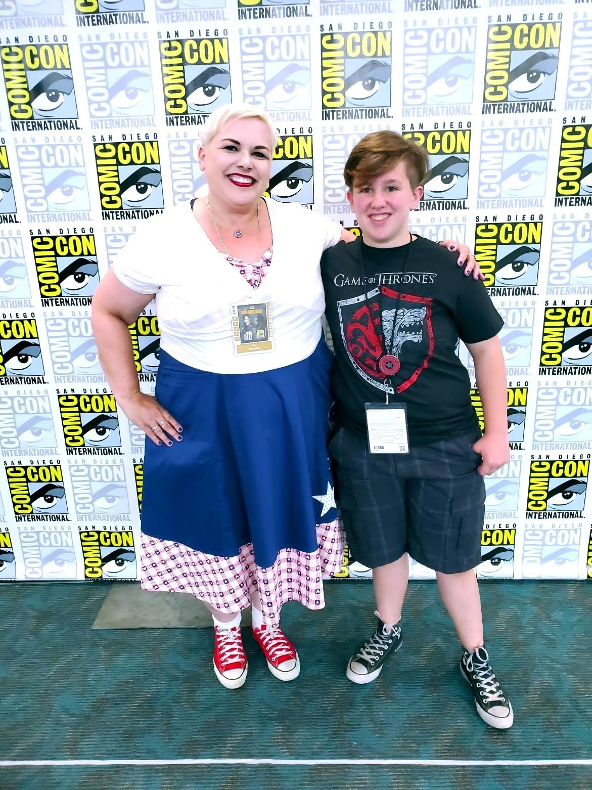 SDCC Recap and Her Universe Fashion Show