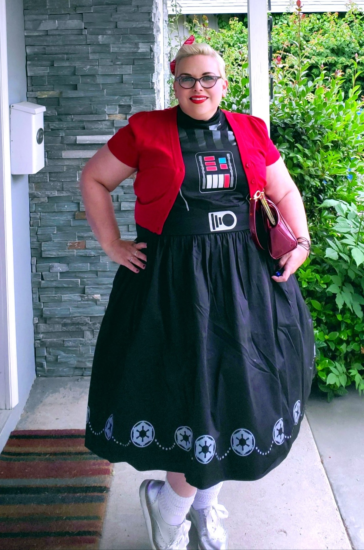 Outfit of the Day: Darth Vader Dress from Disney DressShop